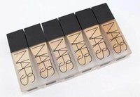 Wholesale New Makeup All Day Luminous Weightless Foundation Liquid NARS
