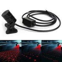 Wholesale Night Warning Light Car Red Laser Parking Brake Decoration Lamp With Image
