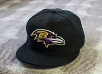 american raven - 2017 new Baltimore Snapback Hat Thousands Snap Back Hat For Men Baseball Cap Ravens American Football Hat Women Baseball Cap Mix Order