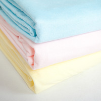 Wholesale Three color bamboo fiber single baby urine pad Waterproof breathable supersize the bedspread bed mattress