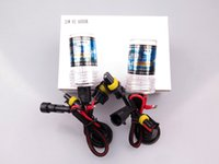 Wholesale 1Set Hid Xenon Lamps H1 Hid Blubs W W V Auto Parts Lamps k k k k k k for Car Replace Lighting System