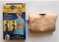 Wholesale Royal Posture Align Your Spine back brace support garment Royal Posture Back Support Brace