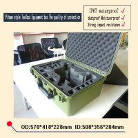 Wholesale tool case instrument meter box Toolboxoutside dimension mm waterproof safety equipment case camera case with pre cut foam lining