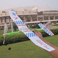Precio de Planeadores de bricolaje-Venta al por mayor-banda de caucho modelo adolescente de aviones modelo de planeador DIY TOY