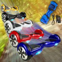 battery balance - Hoverboard Inch Wheels Electric Scooters mah Battery self balance electric Scooters Balancing Skateboard