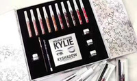 big collection - Kylie Holiday Big Box Collection Kit Matte Kylie Jenner Liquid Lipgloss Collection Kyshadow Set For Christmas