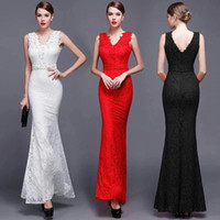 Bodycon Dresses arabic canvas - 2017 Emerald Black Evening Dresses V Neck with Crystal Diamond Arabic Evening Gowns Piping Lace Whote Dubai Evening Dresse zomerjurken dames
