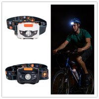 High/Low best hiking headlight - LED Headlamp Great for Camping Hiking Dog Walking and Kids One of the Lightest oz Headlight Best Flashlight Water Shock Resi