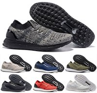 Wholesale High Quality Ultra Boost Uncaged Men Women Running Shoes Outdoor Hypebeast Primeknit Black Grey Blue Kids Athletic Shoes