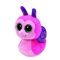 big cat collection - Ty Beanie Boos Big Eyes snails cat spider ortoise Plush Toy Doll Kawaii Stuffed Animals Collection Lovely Children s Gifts L1002