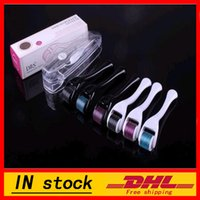 Wholesale 20pcs new in stock DRS needle derma roller DRS dermaroller microneedle roller for acne removal