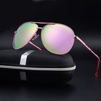 acrylic films - hot sale colors new trend polarized sunglasses colorful film metallic fashion cycling designer sunglasses for men women