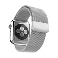 Wholesale 42mm mm Milanese Loop strap Link Bracelet Adjustable Stainless Steel Strap Watchband For Apple Watch iWatch