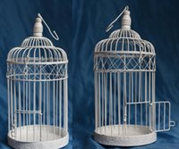 Wholesale Pet and pet supplies and gardening cage in the elderly for a walk in the park walking bird cage customized