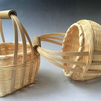 bamboo household products - Bamboo products bamboo crafts household handmade bamboo basket basket