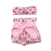 baby photo outfits - Floral Baby shorts Set Baby colourful shorts with Headband Set Newborn ruffle diaper cover baby photo outfit
