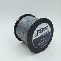 Wholesale 500M Fishing Super Strong Japan Multifilament PE Braided Fishing Line Strands LB