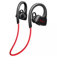 For Blackberry Bluetooth Headset Wireless DACOM P10 IPX7 Waterproof Bluetooth headphone Waterproof Wireless Sports Swimming Running Headphone Stereo Music Headset BT4.1 for phones