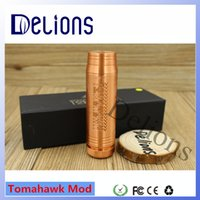alibaba factory - 2016 best and quality hot sell in alibaba Tomahawk Mod clone Rogue mod with factory price