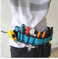 Wholesale electrician repairment waist tool bag tool belt