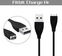 Wholesale 27cm USB Charger Charging Cable For Fitbit Charge HR Smart Wristband good quality new arrival