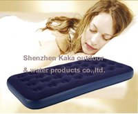 Wholesale Twin Size cm airbed inflatable mattress airbed repair patch included
