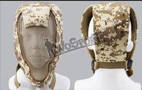 Máscara de la máscara del cráneo del CS Paintball táctico Airsoft protege la seguridad Horror Halloween Cosplay Máscara Campo Equipo táctico cercado