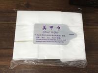 bath wipes - 900PCS Nail Tools Bath Manicure Gel Nail Polish Remover Lint Free Wipes Cotton Napkins For Nails ZA2347