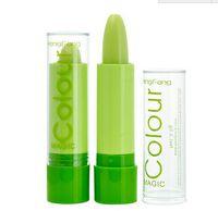 Wholesale DHL discoloration lipstick color moisturizing moisturizing water can not afford to change color temperature lip balm moisturiz