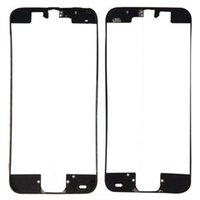 Wholesale 5C LCD Frame LCD Holder Middle Bezel Digitizer Frame With Hot Glue Parts For iPhone G S C Plus S SP