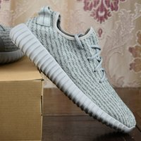Flat best hiking boots men - 2017 Adidas Originals Yeezy Boots Best Mens Running Shoes Yeezys Boost Cheap Hot Sale Sports Shoes Moonrock Size With Box