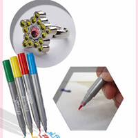 Wholesale DIY Hand Painted Ornament Educational Colorful Toys Multi functional Art Toys Fashion Accessories Deco Lovely Gift for Girls