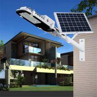 solar panel roads - Waterproof W W V Solar Lights Outdoor Solar Powered Panel Integrated LED Street Lights Road Lamp Lampada Solar Garden Emergency Lights