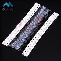 assorted components - Kinds SMD Capacitor Assorted Kits Values pF uF Electronic Components pF uF uF Chip Capacitors