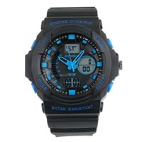 Unisex best multi meter - Best Selling Top Brand Outdoor Sport Multi function Table Classic Outdoor Climbing Fashion Skeleton Double Meters Waterproof Watches