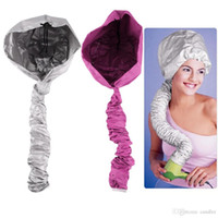 Wholesale Attachment Haircare Salon Hair Dryer Home Portable Soft Hood Bonnet Hot