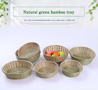 basket weaving books - Environmental Protection Bamboo Weaving Basket Bowl Household Hotel Garden Stuff Book Basket Round Dan Form Specifications Editor Basket