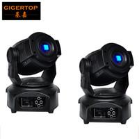Wholesale Hot Selling W Led Moving Head Light CH DMX512 Led Moving Head Spot Light USA Luminous FOCUS Facet Gobo Light V V