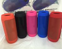 Wholesale 2017 Latest Wireless Bluetooth mini speaker Subwoofer Outdoor portable mini HIFI waterproof bluetooth HiFi speaker for Charge2 JBL Speaker