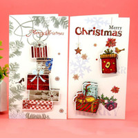 Wholesale 2016 time limited postcards christmas greeting cards thanksgiving in the new wholesalechristmas gifts top fashion freeshipping