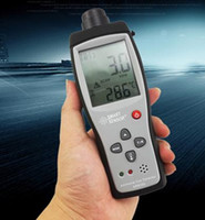 Vente en gros- Capteur intelligent AR8500 Appareil portatif Ammonia Gas NH3 Detector Meter Tester Monitor Range 0-100PPM Sound Light Alarme Li-battery