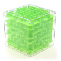 balance pc game - Pc Kids D Maze Magic Cube Toys Children Explore Labyrinth Rolling Ball Balance Brain Teaser Puzzle Game Baby Educational Gift