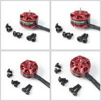 Wholesale 4pcs KINGKONG kv Mini Brushless Motor for RC Mini Multirotor Drone F19574