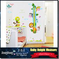Juguetes para bebés 1,4 metros Medida de altura Tabla de crecimiento Sozzy Animales suaves Jirafa Elefante para niños Niños Recién nacidos 0M +