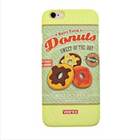 apples cookies - Vodex CASES foreign trade cookies apple water paste mobile phone shell embossed D feel iPhone7 P p