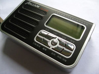 Wholesale Anjian A1239 FM SW The smallest Double conversion digital radio