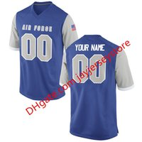 air force falcons - Custom Air Force Falcons Jersey College Jerseys Stitched Home Away