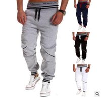 Wholesale Fashion Men s Jogger Dance Sportwear Baggy Harem Pants Slacks Trousers Sweatpants Fashion Clothing