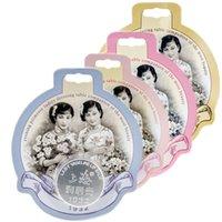 Wholesale China Old Shanghai Aluminum Case Features Vaseline moisturizing lip balm models retro flavor