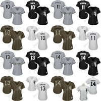 alexei ramirez baseball - women Paul Konerko Ozzie Guillen Luis Aparicio Alexei Ramirez Chicago White Sox Baseball Jerseys cool base Stitched size S XL